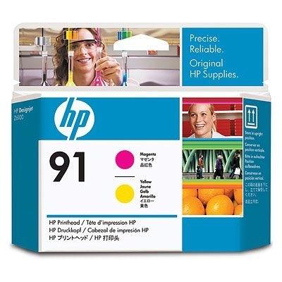HP 91 Druckkopf Magenta / Gelb für DesignJet Z6100 HP DesignJet Z6100ps C9461A