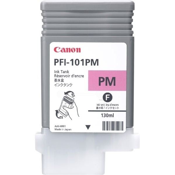 Canon PFI-101PM Tintenpatrone Photo Magenta für imagePROGRAF iPF5000 iPF5100 iPF6000S iPF6100
