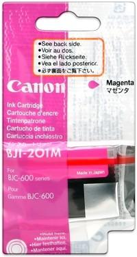 CANON BJI-201 Magenta Tintenpatrone für BJC 600 Serie