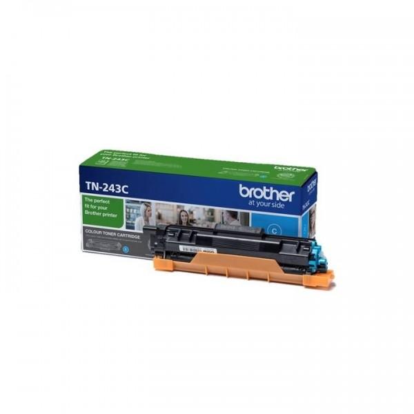 Brother TN-243C Toner Cyan DCP-L3510 L3550 HL–L3230CDW MFC-L3750CDW L3770CDW