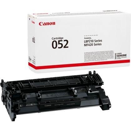 Canon 052 Toner schwarz 2199C002 für i-Sensys LBP212dw LBP214dw LBP215x