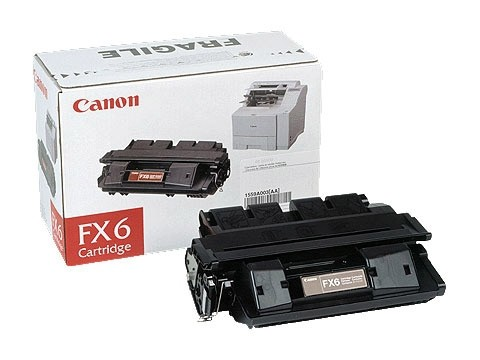 Canon Cartridge FX-6 Black 1559A003 Fax L1000