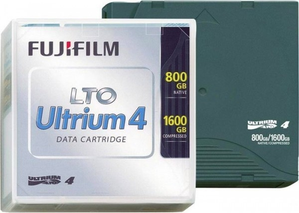 FUJI LTO4 Ultrium Cartridge 800 / 1600GB