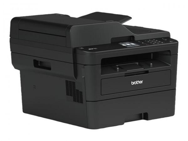 Brother MFC-L2730DW Multifunktion Laser Drucken Scanner Kopierer Fax