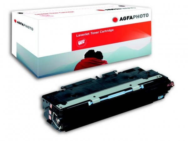 AGFAPHOTO THP2681AE HP.CLJ3700 Toner Cartridge 6000pages cyan