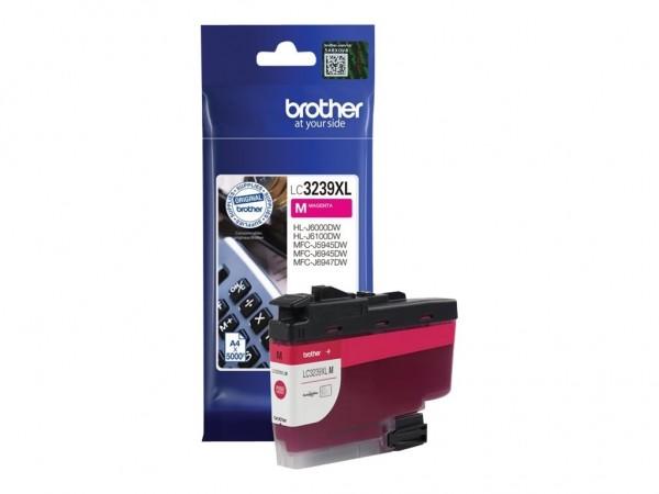 Brother LC-3239XLM Tintenpatrone Magenta für HL-J6000DW MFC-J5945DW MFC-J6945DW MFC-J6947DW
