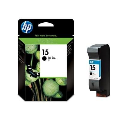 HP 15 Tinte Black für DeskJet 3810 810C 920C 940C 950xi C6615DE