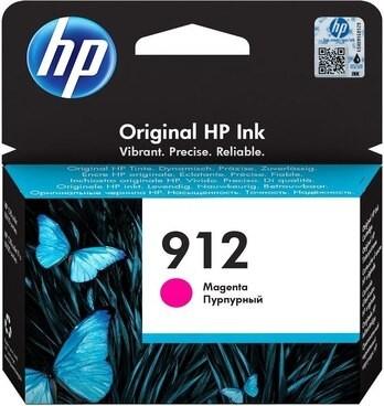 HP 912 Tintenpatrone magenta 3YL78AE für OfficeJet 8012 8014 8015 Officejet Pro 8022 8024 8025 8035