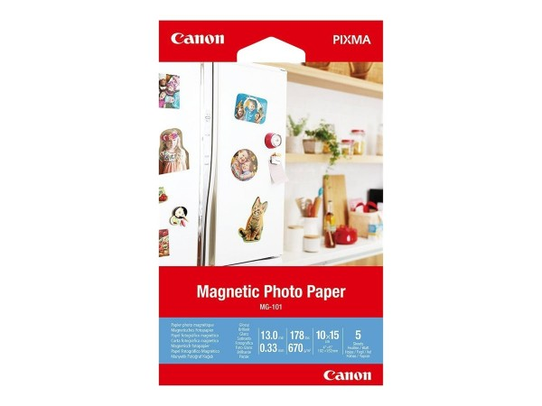 Canon MAGNETIC PHOTO PAPER MG-101 3634C002