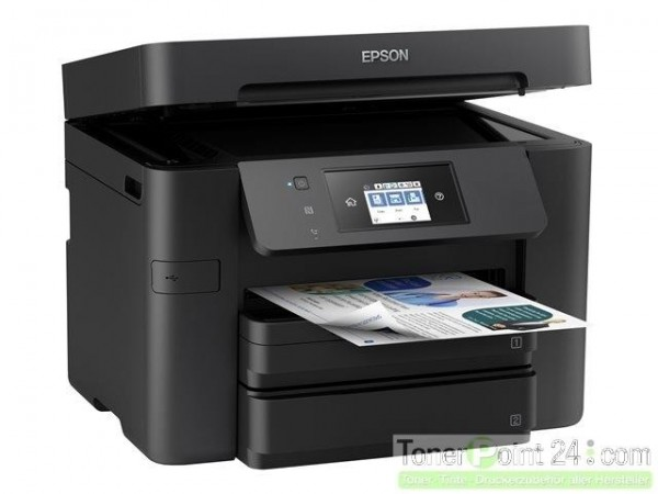 EPSON WorkForce Pro WF-4730DTWF 4-in-1 A4 color Wifi Ethernet NFC