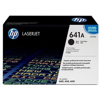HP 641A Toner C9720A schwarz HP Color LaserJet 4600 HP CLJ 4610 4650