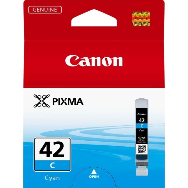 Canon CLI-42 Tinte Cyan für PIXMA PRO-100 6385B001
