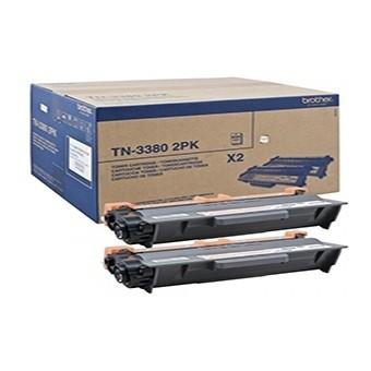 Brother TN-3380TWIN Toner HL-5440 MFC8510 MFC8520 MFC8950 2er Pack