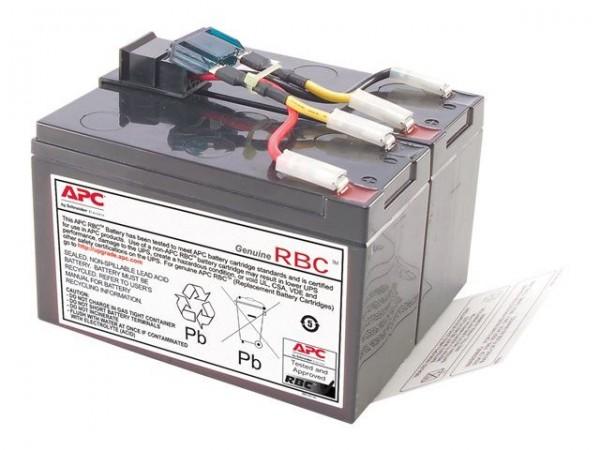APC Original Ersatzbatterie RBC-48 für SUA750i DLA750
