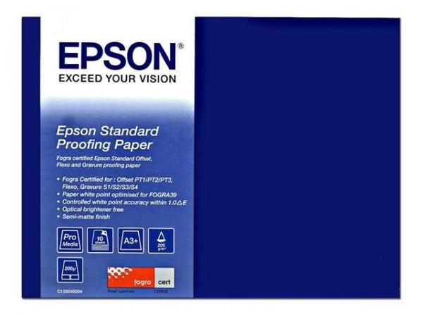 EPSON S045111 Standard proofing Papier inkjet 240g/m2 432mm x 30.5m 1 Rolle 1er-Pack
