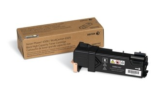 XEROX Toner Black für PH6500 Workcentre WC6505 Phaser 6500