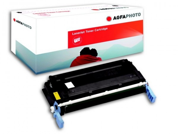 AGFAPHOTO APTHP9722AE HP.CLJ4600 Toner Cartridge 8000pages yellow
