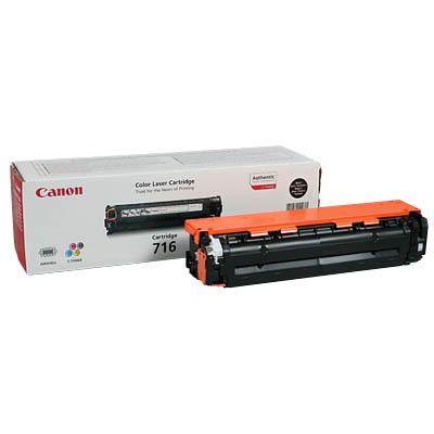 Canon 716 Toner Cartridge EP716 Black LBP5050 MF8030CN MF8040CN MF8050CN 1980B002