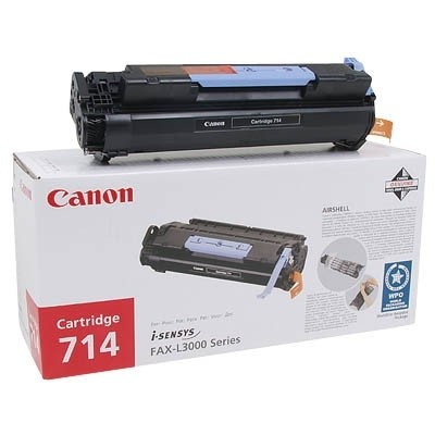 Canon 714 Toner Black EP714 für FAX L3000 - L3000IP 1153B002