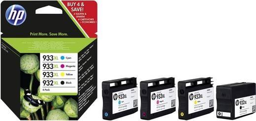 HP 932XL 933XL Officejet 4er Pack Tinte C2P42AE Officejet 6700 6800 7110 7610 H711n