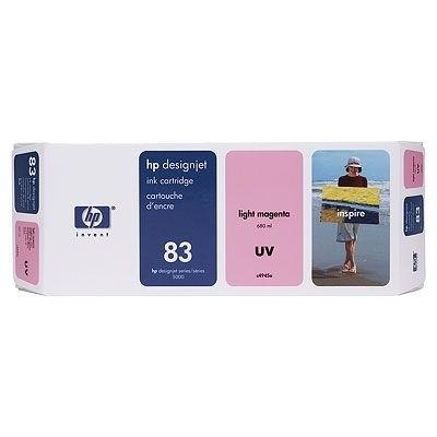 HP 83 Tinte Magenta hell UV C4945A No.83 DesignJet 5000 DJ 5500 UV