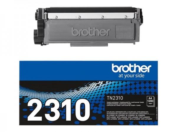 Brother TN-2310 Toner Black DCP-L2500D HL-L2300 HL-L2340 L2365 MFC-L2700 L2740