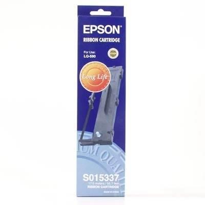 Epson Farbband Black für LQ630 Ribbon LQ-630