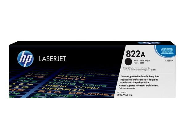 HP 822 Belichtungstrommel schwarz C8560A für Color LaserJet 9500