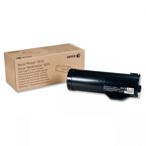 Xerox Toner Black 106R02722 für Phaser 3610 WorkCentre 3615