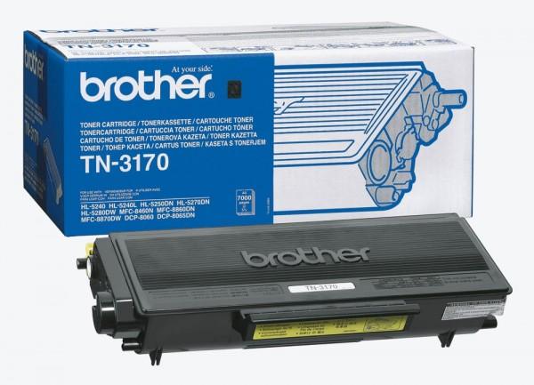 Brother TN-3170 Toner schwarz DCP-8060 DCP-8065 HL-5240 HL-5270 MFC-8460 MFC-8870