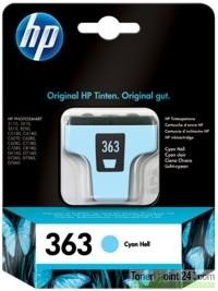 HP 363 Tintenpatrone light cyan PS8250