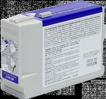 Epson SJIC15P Tintenpatrone dreifarbig für TM-C610 TM-C3400-LT ColorWorks C3400 Series