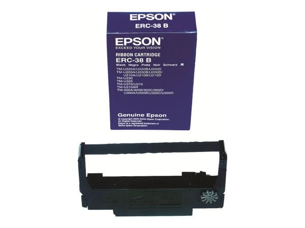 Epson ERC-38B Farbbandkassette für TM-U220 TM-U230