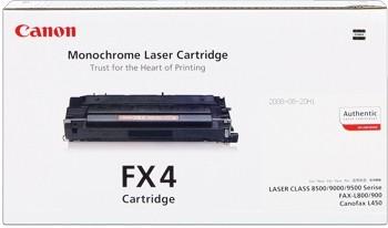 Canon FX-4 Toner Black 1558A003 FAX L800 L900