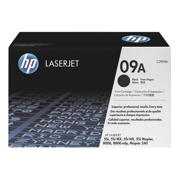 HP 09A Toner Black LaserJet 5