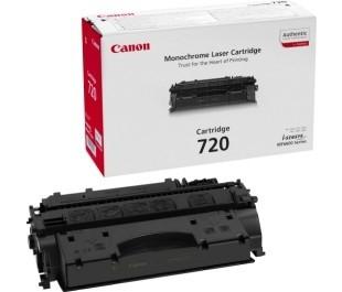 Canon 720BK Toner Cartridge 720 2617B002 MF6640