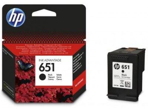 HP Tintenpatrone 651 black für DeskJet Ink 5575 All-in-One Printer