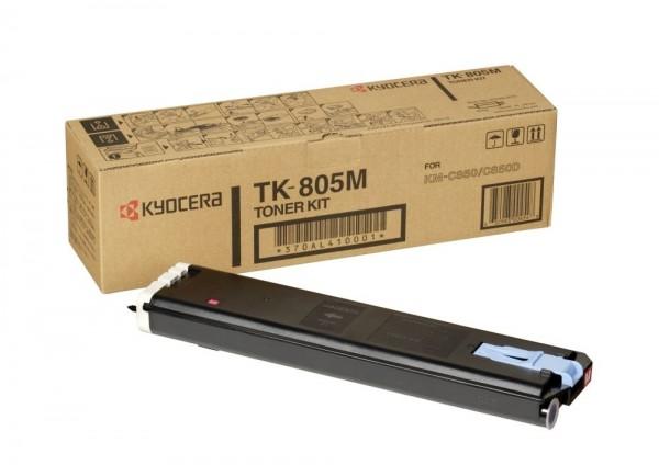 Kyocera Mita Toner Magenta TK-805M für KM-C850
