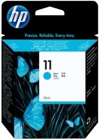 HP 11 Tinte Cyan Business InkJet 2200 2250 Color InkJet 1700 2600