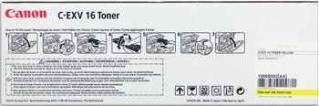 Canon 1066B002 Toner CEXV-16 yellow für CLC 4040