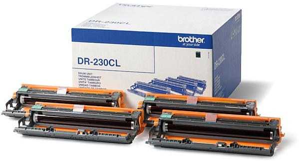 Brother Trommeleinheit DR-230CL für HL-3040CN HL-3070CW DCP-9010CN MFC-9120CN MFC-9320CW