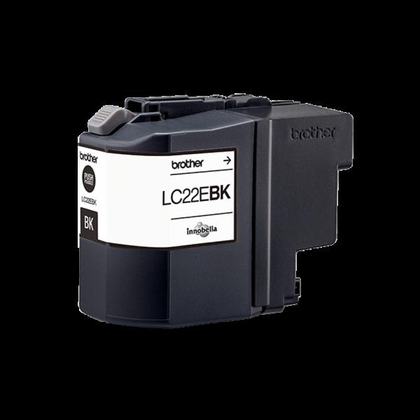 Brother LC22EBK Tintenpatrone schwarz hohe Kapazität MFC-J5920DW