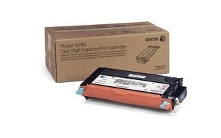 XEROX PH6280 Phaser 6280 Toner Cyan Hochleistungs-Tonerpatrone
