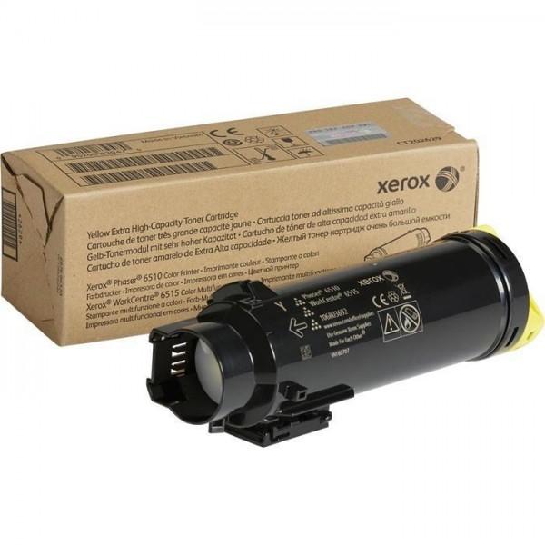 Xerox Toner gelb 106R03692 für Phaser 6510 WorkCentre 6515 4.300 Seiten