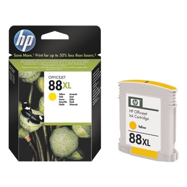 HP 88XL Tintenpatrone C9393AE yellow Office Jet Pro K550 K5300 K8600 L7500 L7700