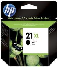 HP 21XL Tintenpatrone Schwarz C9351CE DJ3910 D2320 F2110 F2240 F2290