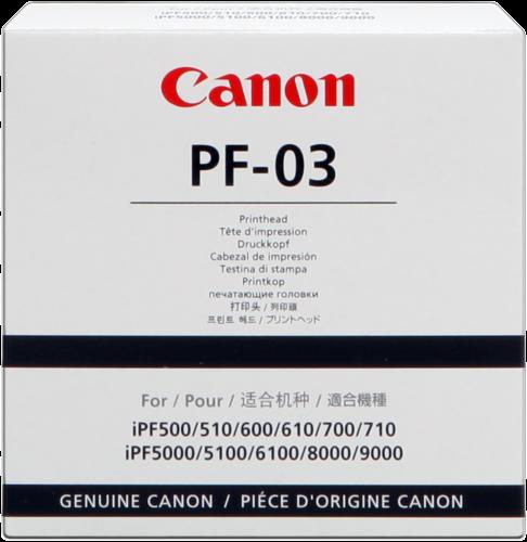 Canon PF-03 Druckkopf Standardkap. iPF 810 iPF815 iPF820 iPF825 2251B001