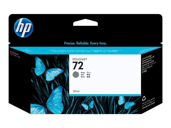HP 72 Tinte grau HP DesignJet T610 T620 T770 T1100 T1200 T1300 T2300 C9374A