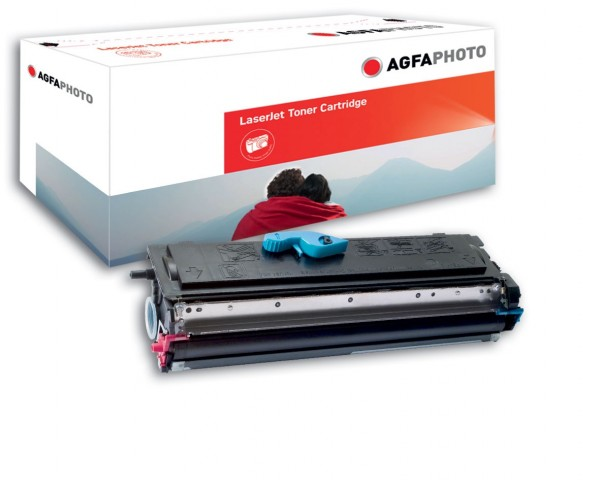 AGFAPHOTO TE166E Epson EPL6200 Toner Cartridge 6.000 pages