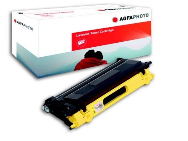 AGFAPHOTO TBTN135YE Brother DCP9040CN Toner yellow